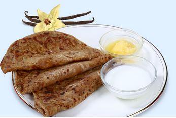 Vanilla Essence Puranpoli